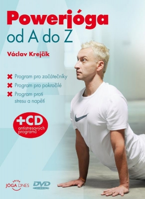Powerjóga od A do Z - KOMPLET DVD + CD