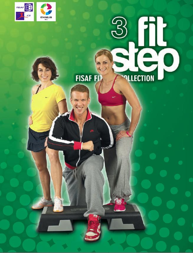 Fit step - DVD